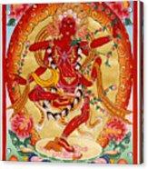 Kurukulla Tsagli  Acrylic Print