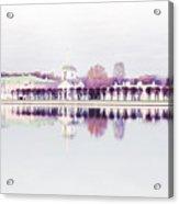 Kuskovo Estate, Moscow Acrylic Print