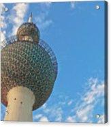 Kuwait Towers Acrylic Print