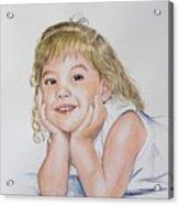 Kylie Newkirk Acrylic Print