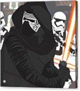 Kylo Ren - Star Wars Acrylic Print
