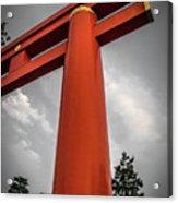 Kyoto Torii Acrylic Print