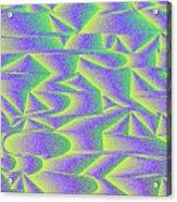 l15-00FFBD-3x2-1800x1200 Acrylic Print