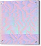 l15-BFA5FF-3x3-1800x1800 Acrylic Print