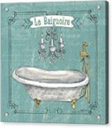 La Baignoire Acrylic Print