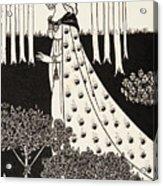 La Beale Isolde Acrylic Print