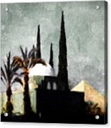 La Casbah Acrylic Print