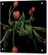 La Chanson Des Vieux Amants Acrylic Print