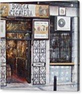 La Cigalena Old Restaurant Acrylic Print