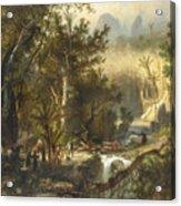 La Cueva Del Guaracho, Venezuela Acrylic Print