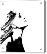 La Dolce Vita Lady I Acrylic Print