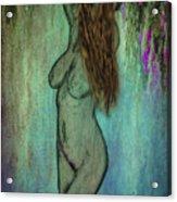 La Femme II Acrylic Print