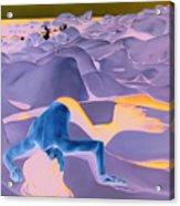 La Fin Des Illusions 2 Acrylic Print