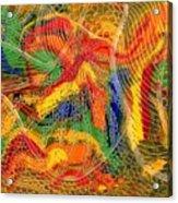 La Fleur Eternelle Acrylic Print
