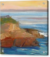 La Jolla Cove 018 Acrylic Print