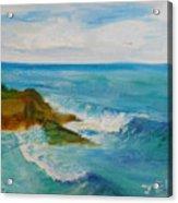 La Jolla Cove 029 Acrylic Print