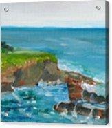 La Jolla Cove 030 Acrylic Print