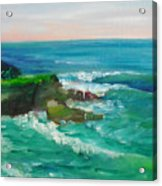 La Jolla Cove 032 Acrylic Print