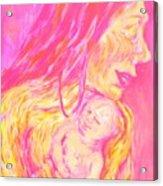 La Madona Acrylic Print