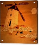 La Mancha Acrylic Print