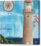 La Mer Acrylic Print