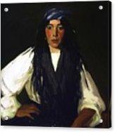 La Mora 1912 Acrylic Print