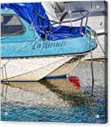 La Mouette Acrylic Print
