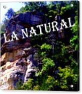 La Natural 2 Acrylic Print