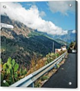 La Palma - Barranco De Las Angustias Acrylic Print