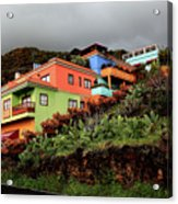 La Palma, Canary Island Acrylic Print