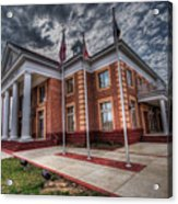 La Plata Town Hall Acrylic Print