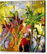 La Provence 05 Acrylic Print