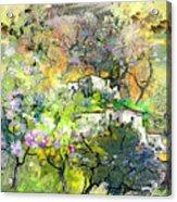 La Provence 07 Acrylic Print