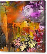La Provence 14 Acrylic Print