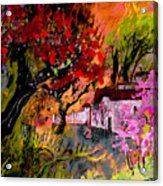 La Provence 22 Acrylic Print