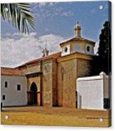 La Rabida Monastery - Huelva Acrylic Print