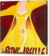 La Reine Abielle Acrylic Print