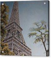 La Tour Eiffel 2 Acrylic Print
