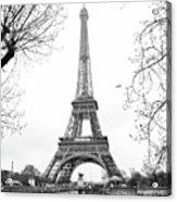 La Tour Eiffel, Paris Acrylic Print