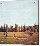 La Varenne De St. Hilaire Acrylic Print