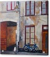 La Vieille Maison Acrylic Print