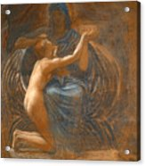 La Vierge Consolatrice Acrylic Print