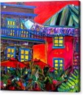 La Villita Entrance Acrylic Print