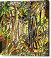 Labirinto2 Acrylic Print