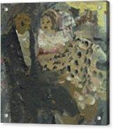 Laboheme Act 3 Parkscene Acrylic Print