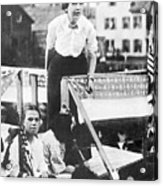 Labor Strike, 1912 Acrylic Print by Granger