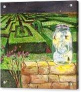 Labyrinth Acrylic Print