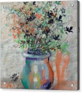 Lacy Bouquet Acrylic Print