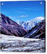 Ladakh, India, Landscape 2 Acrylic Print