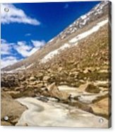Ladakh  Acrylic Print